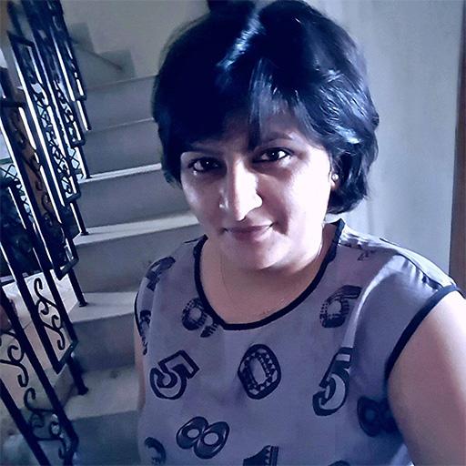Ms. Jasleen Garcha